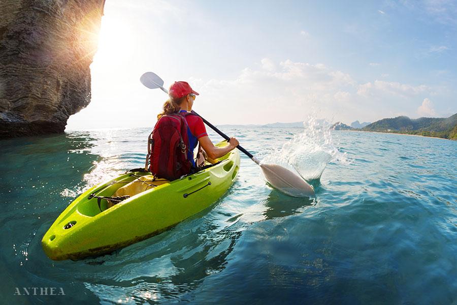 Canoa | Itinerari sportivi e naturalistici