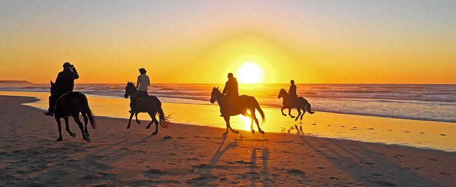Passeggiate a cavallo in Sardegna