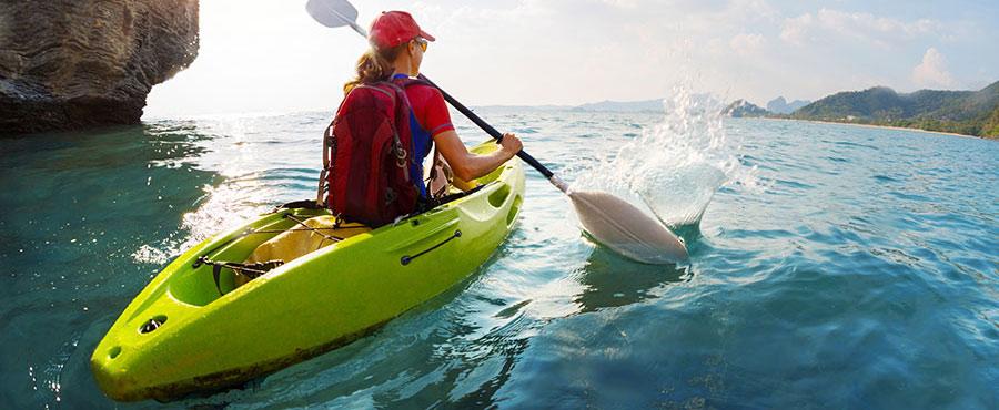 Itinerari sportivi e naturalistici